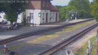 Archiv Foto Webcam Bahnhof Jonsdorf 10:00
