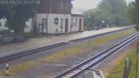 Archiv Foto Webcam Bahnhof Jonsdorf 14:00