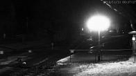 Archived image Webcam Railway Station Oybin 18:00