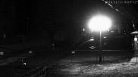 Archived image Webcam Railway Station Oybin 22:00