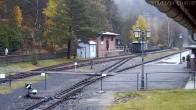Archived image Webcam Railway Station Oybin 06:00