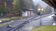 Archived image Webcam Railway Station Oybin 08:00