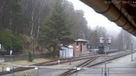 Archiv Foto Webcam Bahnhof Oybin 08:00