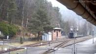 Archiv Foto Webcam Bahnhof Oybin 04:00