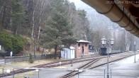 Archiv Foto Webcam Bahnhof Oybin 06:00