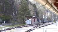 Archived image Webcam Railway Station Oybin 10:00
