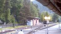 Archiv Foto Webcam Bahnhof Oybin 22:00