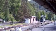 Archiv Foto Webcam Bahnhof Oybin 02:00