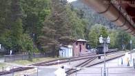 Archiv Foto Webcam Bahnhof Oybin 10:00