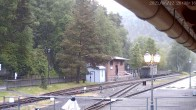 Archiv Foto Webcam Bahnhof Oybin 14:00