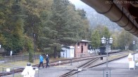 Archived image Webcam Railway Station Oybin 04:00