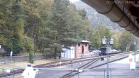 Archived image Webcam Railway Station Oybin 10:00