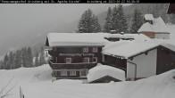 Archiv Foto Webcam Panoramagasthof Kristberg, Silbertal 04:00