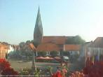 Archiv Foto Webcam Marktplatz Eutin 02:00