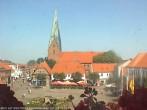 Archiv Foto Webcam Marktplatz Eutin 06:00