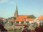 Archiv Foto Webcam Marktplatz Eutin 08:00