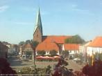 Archiv Foto Webcam Marktplatz Eutin 10:00