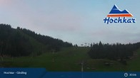 Archived image Webcam Hochkar- Base station 19:00