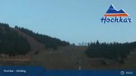 Archiv Foto Webcam an der Hochkar Talstation 23:00