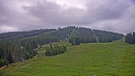 Archived image Webcam Winter Park Eskimo Chairlift and Snoasis Restaurant 00:00