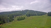 Archived image Webcam Winter Park Eskimo Chairlift and Snoasis Restaurant 04:00