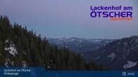 Archiv Foto Webcam Blick vom Hüttenkogel in Lackenhof Ötscher, Niederösterreich 21:00