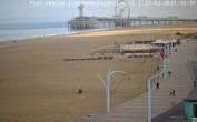 Archived image Webcam Scheveningen Beach 04:00