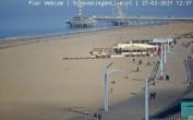 Archived image Webcam Scheveningen Beach 06:00