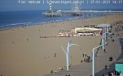 Archived image Webcam Scheveningen Beach 08:00