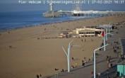 Archived image Webcam Scheveningen Beach 10:00