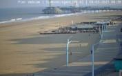 Archiv Foto Webcam Scheveningen Pier 07:00