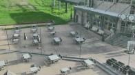 Archived image Webcam Aspen Mountain: Ajax Tavern 19:00