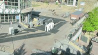 Archived image Webcam Aspen Mountain: Silver Queen Gondola Base Station 02:00