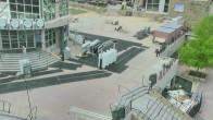 Archived image Webcam Aspen Mountain: Silver Queen Gondola Base Station 06:00