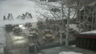 Archiv Foto Webcam Bumps Restaurant in der Buttermilk Mountain Lodge 08:00