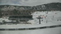 Archived image Webcam Aspen Buttermilk: Summit Express Base Station 08:00