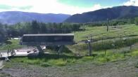 Archived image Webcam Aspen Buttermilk: Summit Express Base Station 02:00