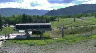 Archived image Webcam Aspen Buttermilk: Summit Express Base Station 04:00