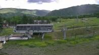Archived image Webcam Aspen Buttermilk: Summit Express Base Station 12:00