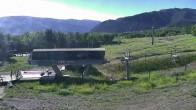Archiv Foto Webcam Aspen Buttermilk, Talstation des Summit Express 02:00