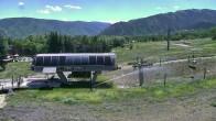 Archiv Foto Webcam Aspen Buttermilk, Talstation des Summit Express 06:00