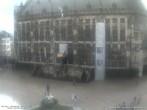 Archiv Foto Webcam Aachen Marktplatz 08:00