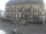 Archiv Foto Webcam Aachen Marktplatz 12:00