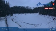 Archiv Foto Webcam Obernberg am Brenner 01:00