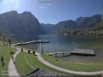 Archiv Foto Webcam Obertraun - Hallstätter See 08:00