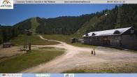 Archiv Foto Webcam Chiesa in Valmalenco: Alpe Palù 06:00