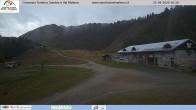 Archiv Foto Webcam Chiesa in Valmalenco: Alpe Palù 04:00