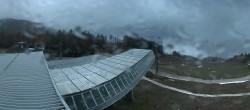 Archiv Foto Webcam Petzen Panorama - Bergstation 01:00