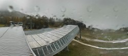 Archiv Foto Webcam Petzen Panorama - Bergstation 03:00