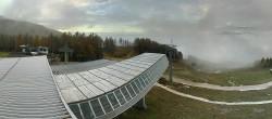 Archiv Foto Webcam Petzen Panorama - Bergstation 11:00
